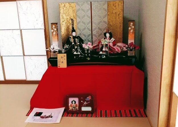 お雛様親王飾り:浅野ヒッタ家具